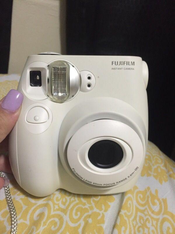 Mini Fuji film camera