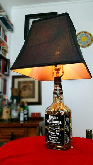 Liquor bottle lamps! for Sale in Melrose, MA