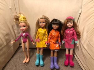 Trio of Barbie Friends and Gymnastics Brats Doll for Sale in Diamond Bar, CA