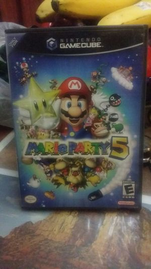 Mario party 5 nintendo game cube for Sale in Glendale, AZ