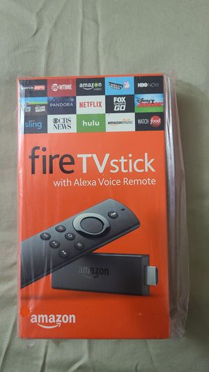Amazon fire TV stick (open to trade) for Sale in Seattle, WA