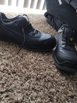 Puma Safty Toe Shoes for Sale in Norman,  OK