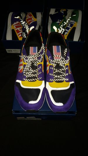 Ralph Lauren polo hi tech train 100 sneakers for Sale for sale  Freehold, NJ