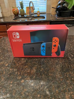 BNIB Nintendo Switch Console for Sale in Haslet, TX