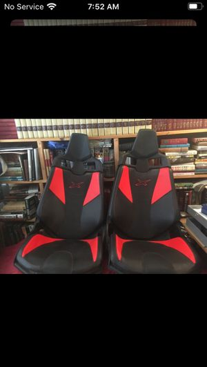 Bucket Seat in Red for Go Kart or Off Road Toys for Sale in Norco, CA