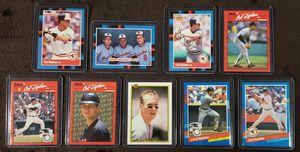 9 Cal Ripken, Jr. Baseball Cards for Sale in Westland, MI