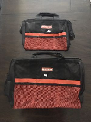 CRAFTSMAN-Tool Bag Combo for Sale in Lake Elsinore, CA