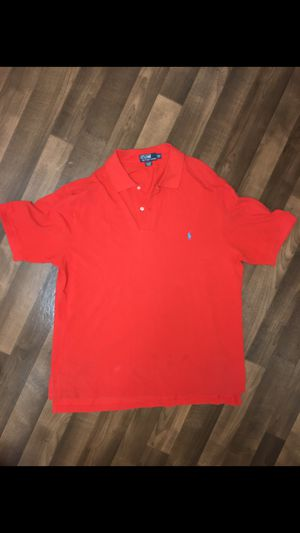 Polo Ralph Lauren shirts for Sale in Tacoma, WA