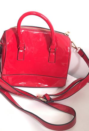 Patent Leather Womens Messenger bag and tote for Sale in Winter Garden, FL