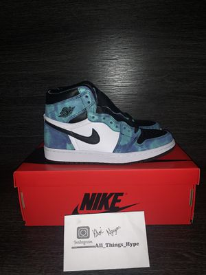 Jordan 1 Retro High Tie Dye for Sale in Rancho Cucamonga, CA