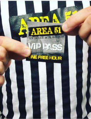 Passes to Area 51 for Sale in Baton Rouge, LA