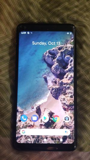 Google pixel 2 xl 128 gb unlocked. for Sale in Hampton, VA