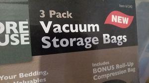 Vacuum storage Bags for Sale in Phoenix, AZ