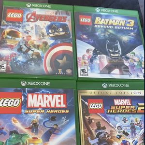 Lego Xbox One Video Game Bundle for Sale in Cherry Hill, NJ