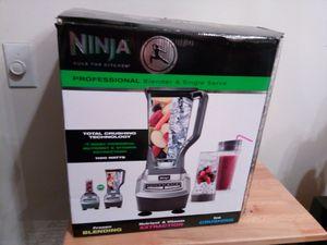 NINJA professional Blender & Single Serve for Sale in Warren, MI