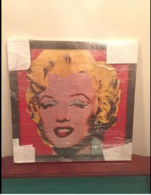 Marilyn Monroe Jigsaw Puzzle Art for Sale in Salt Lake City, UT