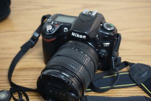 Nikon D 80 Camera Package for Sale in High Point, NC