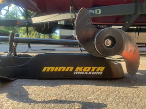Minn Kota trolling motor for Sale in Federal Way, WA
