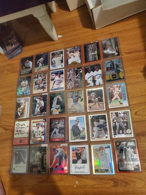 Mike trout ken Griffey Jr. Baseball cards for Sale in Everett, WA