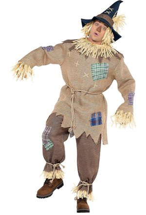 "🎃New! Adult ""SCARECROW"" Costume!💥CHECK OUT MY PAGE FOR LOTS MORE HALLOWEEN COSTUMES!💥💥 for Sale in Moreno Valley, CA"