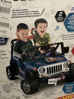 Power Wheels Jeep In Box Brand New for Sale in Glendale,  AZ