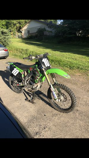 2010 kx250f for Sale in Brush Prairie, WA