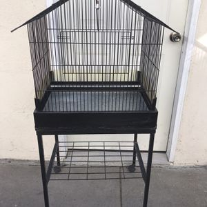 BIRD CAGE WITH STAND for Sale in Lomita, CA