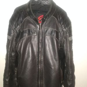 Perforated Leather Jacket for Sale in Milwaukie, OR