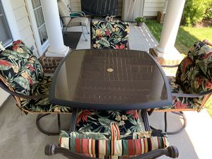 Outdoor Patio Furniture $350.00 for Sale in Suffolk, VA