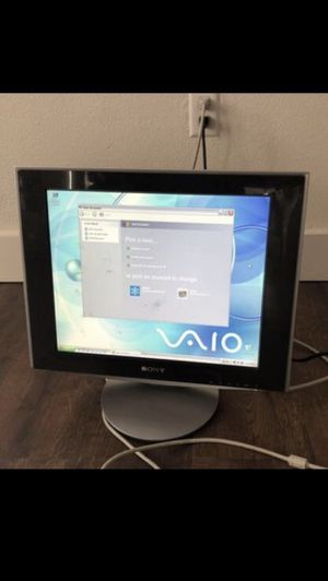 Sony desktop computer for Sale in Fresno, CA