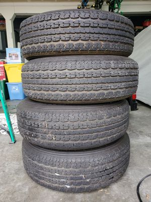 "Trailer Wheels 14"" 5x114.3 for Sale in Auburn, WA"
