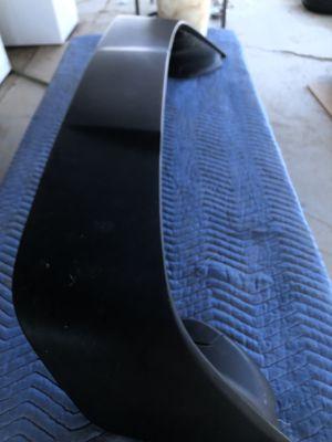 Replica evo x style wing $80 obo for Sale in Palmdale, CA