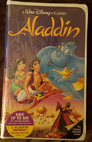 Factory Sealed Disney Aladdin for Sale in Fairfield, OH