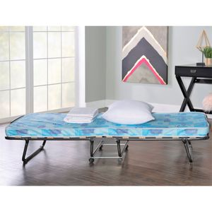 Folding Twin Bed With Mattress for Sale in Moreno Valley, CA