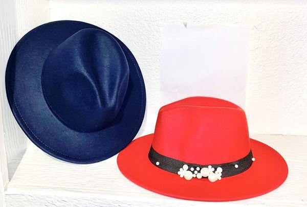 Jazz Hat German Wool Felt high quality