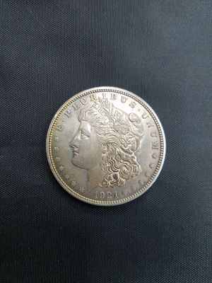 1921 Morgan Silver Dollar Coin for Sale in Los Angeles, CA