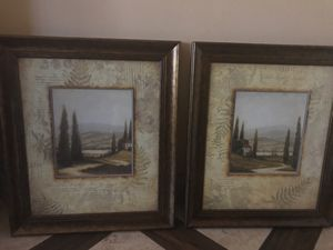 Tuscan style paint frames for Sale in Phoenix, AZ