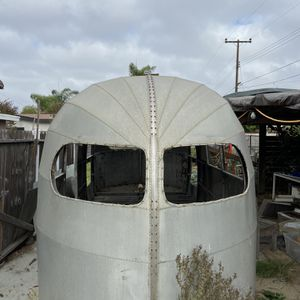1947 Vintage Trailer . Curtis Wright/ Airstream for Sale in Newport Beach, CA