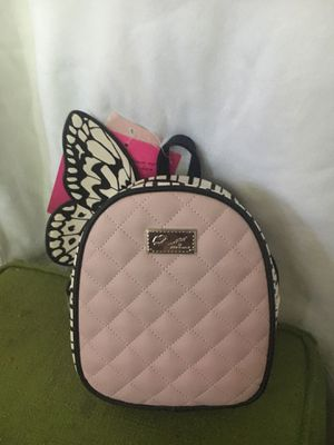 Betsey Johnson butterfly 🦋 backpack (brand new - with tags) for Sale in San Diego, CA