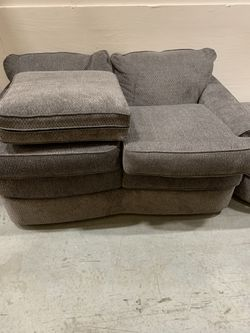 Loveseat and Ottoman for Sale in Columbus,  OH