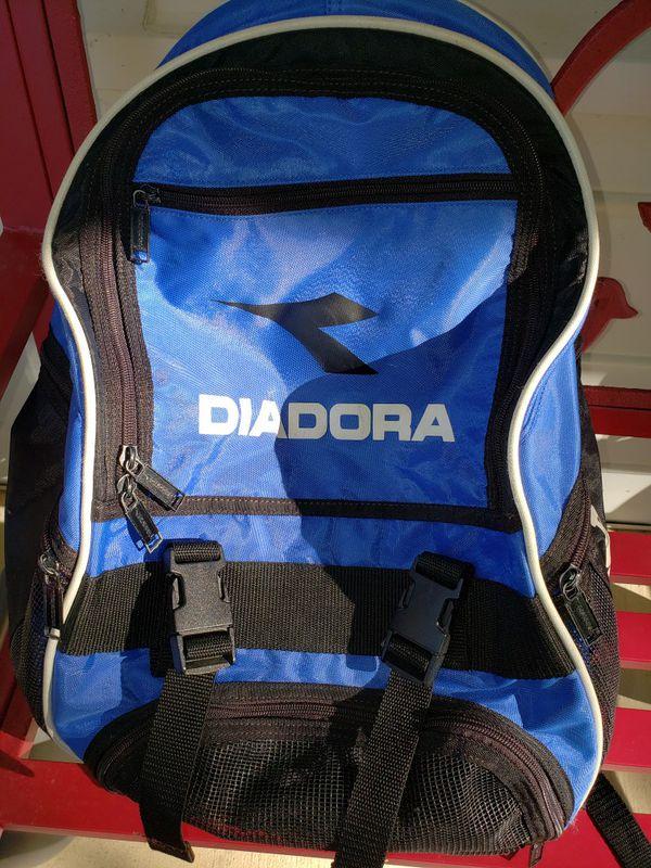Diadora Soccer Backpack