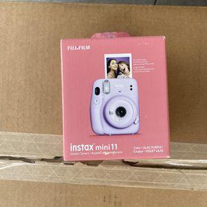 Instax Mini 11 - Lilac Purple / Sky Blue for Sale in Hialeah, FL