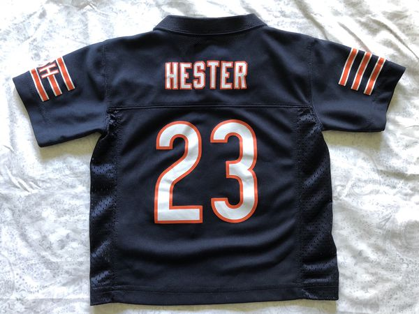 0684fe71 Chicago Bears Toddler Kids Youth Jersey Navy Blue Devin Hester 2T for Sale  in Vernon Hills, IL - OfferUp