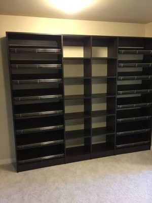 Closet cabinet with shoes shelf for Sale in Brooklyn, NY