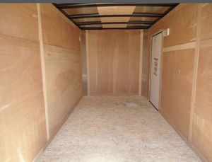 2019 AMERICAN CARRIER ENCLOSED TRAILER 6' X 10' PLUS 6.6' HIGH G V W - $3289 (RIDLEY PARK PA for Sale in Ridley Park, PA