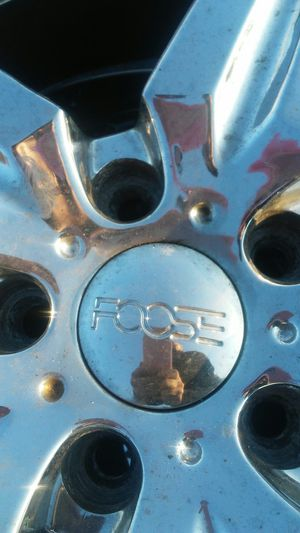 "FOOSE RIMS 20"" 8.5 for Sale in Middleburg, PA"