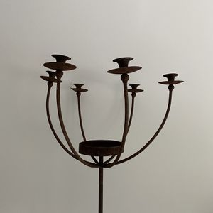 Floor Candelabra Rustic Shabby Gothic for Sale in Lake Grove, NY