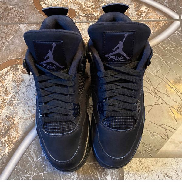 Air Jordan black cat 4s