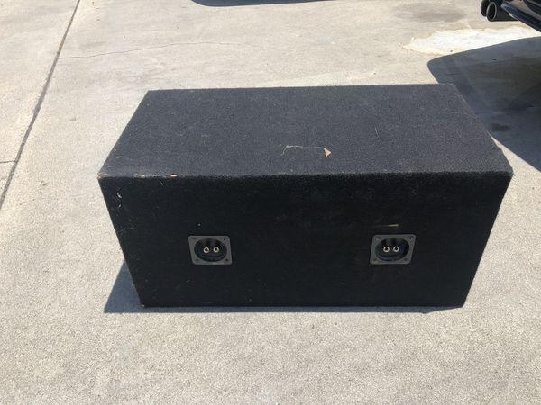 Dual 12 inch Kicker CVR 12 2 OHMS Car Subwoofers