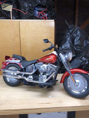 Harley Davidson radio controlled Fat Boy for Sale in El Cajon, CA